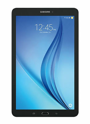Samsung Galaxy Tab E SM-T560 16GB, Wi-Fi, 9.6in - Black REFUB