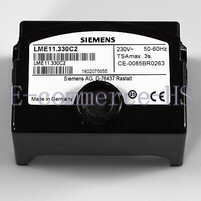 1PC New Siemens Combustion Program Controller LME11.330C2 Free Shipping