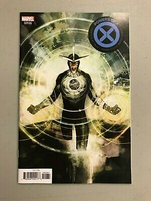 POWERS OF X 2 1:10 HUDDLESTON VARIANT Jonathan Hickman Pepe Larraz Marvel XMen*