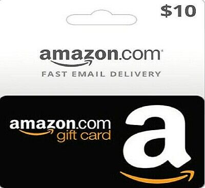 Amazon Card US 10$ Amazon gift card for shopping from amazon us store