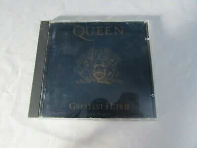 Queen : Greatest Hits II CD (1991) used cd