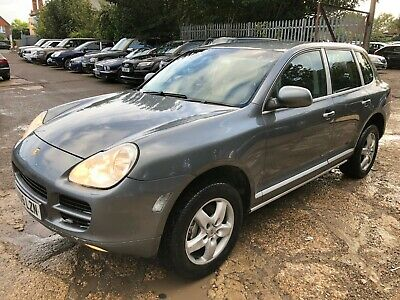 2005 Porsche Cayenne 4.5 S Tiptronic - Satnav, Leather, Alloys, P/Sensrs, Nice