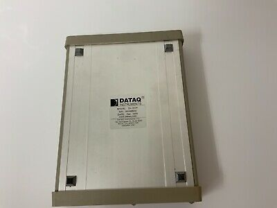 DATAQ MODEL DI-720-P with breakout cabling Removed from working system..........