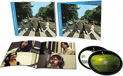 The Beatles - Abbey Road (50th Anniversary) Deluxe CD Brand New