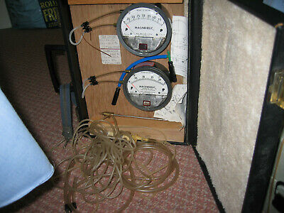 Dwyer Magnehelic Differential Pressure Gauges
