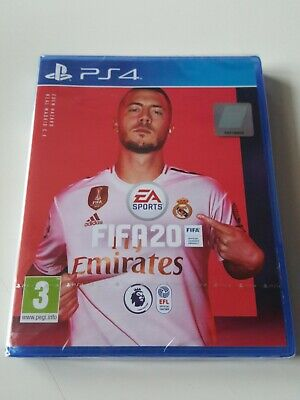FIFA 20 (PS4) Game | BRAND NEW SEALED | FAST POST | IN STOCK SHIPPING NOW