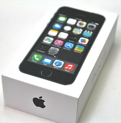 Apple iPhone 5s 16GB Space Gray (Unlocked)  A1533 (GSM) BRAND NEW SEALED BOX