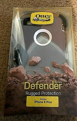 New OEM Otterbox Defender Series Case Cover for Iphone 6 Plus Holster