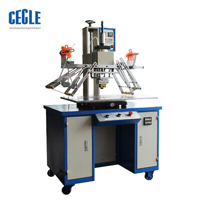High Speed HGGP-50 Semi-Automatic Holographic Hot Stamping Machine By Sea