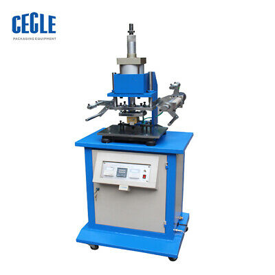 GPS-210 Semi-Automatic Seal Serial Number Hot Stamping Machine By Sea