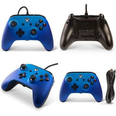 Enhanced Wired Controller For Xbox One - Sapphire Fade (Xbox_One)