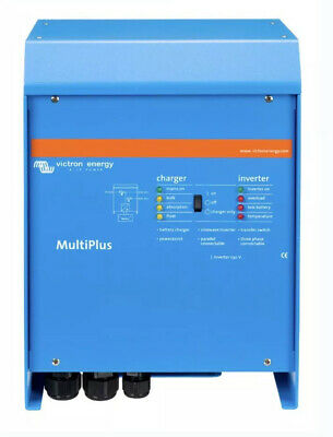 Victron energy Multiplus 24/3000/70 inverter charger intelligent