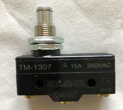 MICRO SWITCHES  tend  TM1307 TEND