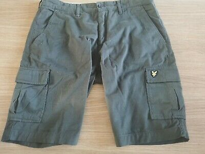 Lyle And Scott Cargo Shorts W32 , Excellent Condition