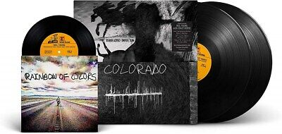 "Colorado - Neil Young and Crazy Horse (12"" Album with 7"" Single) [Vinyl]"