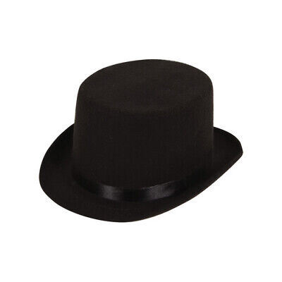 Victorian Top-Hat (High Quality) 19th 20th Century Historic Fancy Dress