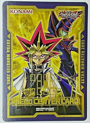 YUGI MUTO Centro Campo FIELD CENTER CARD - DUDE YUGIOH