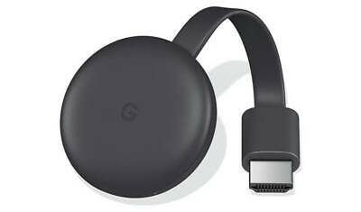 Google Chromecast HDMI 1080p - Charcoal R