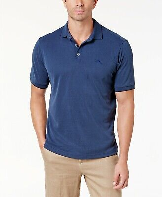 Tommy Bahama New All Square Polo Shirts Men's Neptune Size XXL NWT $99