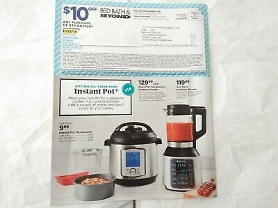 Bed Bath & Beyond $10 off coupon