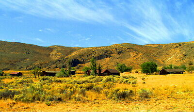 Alturas, Ca. Nature Wilderness Modoc County