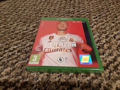 Fifa 20 Xbox One Game Brand New Sealed