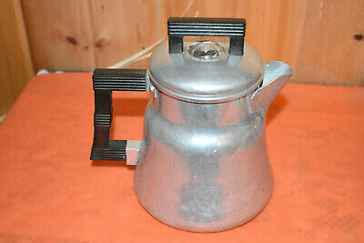Vintage Wear Ever Coffee Percolator Camping Or Stove Top # 3004  Complete