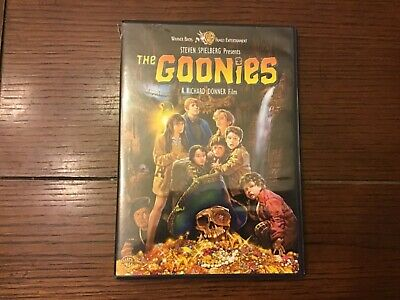 The Goonies DVD -  Classic Steven Spielberg hit - 1985 - Great movie!