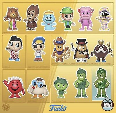 Ad Icons Specialty Series Mystery Minis Display Case Speciality Series