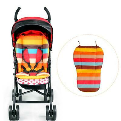 Universal Thick Cotton Stroller Pad Seat Cushion Baby Pushchair Mat Cart Liner