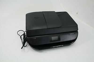 HP OfficeJet 5255 Wireless All-in-One Printer HP Instant Ink Black FOR PARTS
