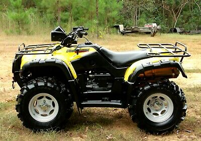 2004 Honda Foreman Rubicon 500 4x4 Automatic Winch ITP Wheels 589 Tires Can Ship