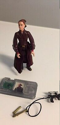 Star Wars Queen Amidala Ascension Gun Episode One Loose Action Figure Hasbro