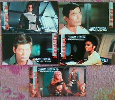 Star Trek Special Cards