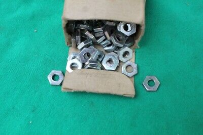 Old quality tool: Lot of ~200 nuts 5/16 BSW