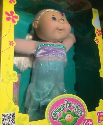 Cabbage Patch Kids Babies 32cm Doll Toy Gift Mermaid Madison Jaiden