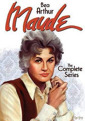 Maude The Complete Series(DVD, 2015, 19-Disc Set)Seasons 1-6,New,Sealed!SHIP,