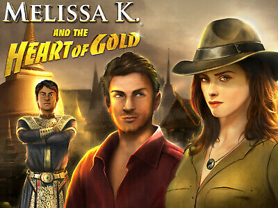 Melissa K. and Heart of Gold: Collection  *Steam Digital Key PC* ☁Fast Delivery☁