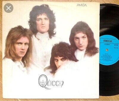 Queen Lp Greatest Hits West Germany Rare!!
