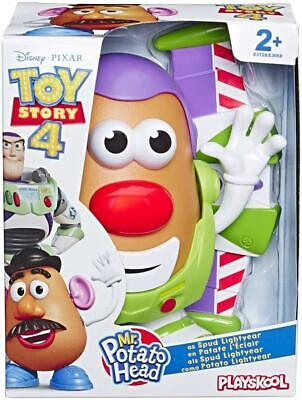 Mr. Potato Head Disney/Pixar Toy Story 4 Spud Lightyear Figure for Kids...