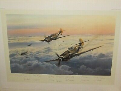 "Robert Taylor ""Eagles Out of the Sun"" Limited Edition Art Print, #388/1250"