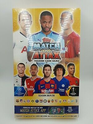 Topps Match attax Countdown Advent calendar 2019/20 Brand New 19/20 Season