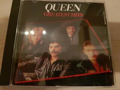 QUEEN Greatest Hits, CD /Best Of/1981/17 Songs