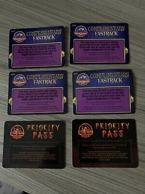 Alton Towers Priority Pass And Wickerman