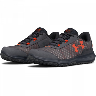 Under Armour UA Toccoa Running Shoes 1297449-100 Rhino Gray Multi Sizes NWB