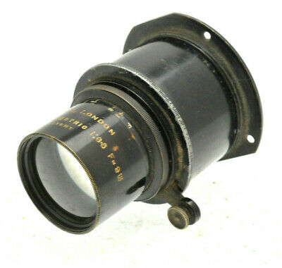 Rare Vintage Ross London 9in f6.8 Telecentric Lens