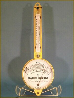 LUFFT POLYMETER Wetterstation Hygrometer & Thermometer