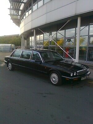 1998 Daimler Jaguar XJ V8 Limousine Limo Funeral People Carrier 8-seater Hearse