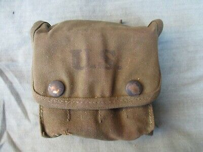 WWII 1944 Dated USMC, US Army Jungle First Aid Kit with Contents