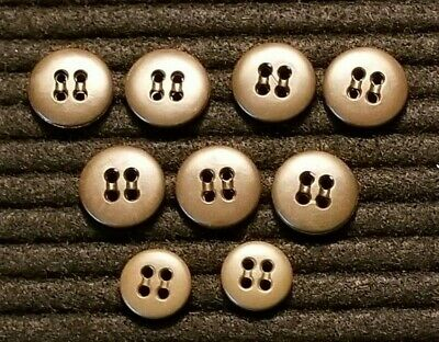 Vintage Colt Trinity Trouser Buttons - Impressed with P